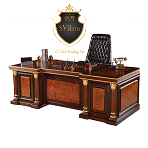 میز مدیریت کلاسیک CM-13
